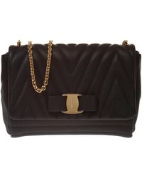 Ferragamo | 'vara' Shoulder Bag | Lyst