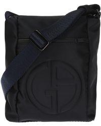 Giorgio Armani - Branded Shoulder Bag - Lyst e1a896943ab2e