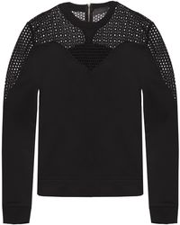 Diesel Black Gold - 'fringuy Felba' Sweatshirt - Lyst