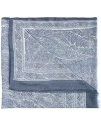 John Varvatos | Patterned Scarf | Lyst