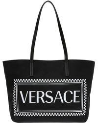 Versace - Branded Shopper Bag - Lyst