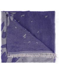 McQ - Patterned Scarf - Lyst