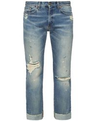 Gucci - Distressed Jeans - Lyst