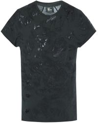 Lost & Found - Printed T-shirt - Lyst