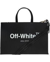 Off-White c/o Virgil Abloh - Printed Shoulder Bag - Lyst