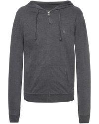 AllSaints - Logo Sweatshirt 'brace' - Lyst