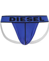 DIESEL - Logo Jockstraps - Lyst