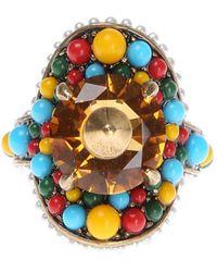 Gucci - Swarovski Crystal Ring - Lyst