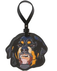 Givenchy - Rottweiler Head Key Ring - Lyst