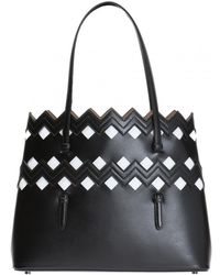 Alaïa - Stitching Detail Hand Bag - Lyst