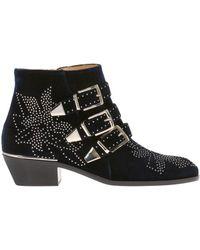 Chloé - Chloé 'susanna' Boots - Lyst