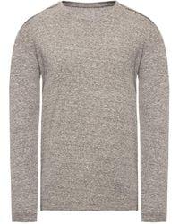 AllSaints - 'falcon' Long Sleeve T-shirt - Lyst
