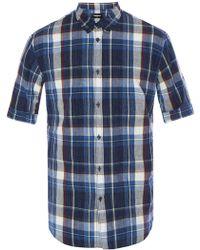DSquared² - Checked Shirt - Lyst