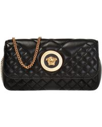 ab4e2d83715c63 Chanel Red Chevron Quilted Lions Head Classic Flap Shoulder Bag in ...