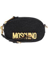 Moschino - Logo Belt Bag - Lyst