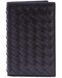 Bottega Veneta - Leather Case - Lyst