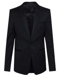 Emporio Armani - Tuxedo Suit - Lyst
