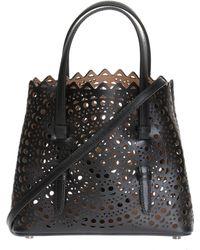 Alaïa - 'vienne' Shoulder Bag - Lyst