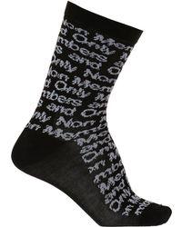 Stella McCartney - Patterned Socks - Lyst