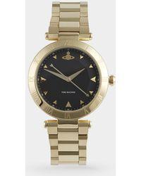 Vivienne Westwood - Montagu Watch Gold - Lyst