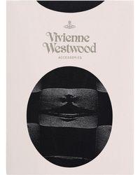 Vivienne Westwood - Black Destroy Tights - Lyst