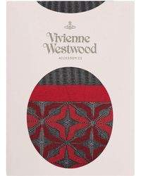 Vivienne Westwood - Red Manhole Tights - Lyst