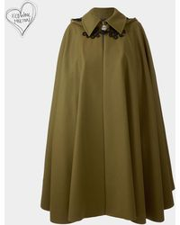 Vivienne Westwood - Hooded Cape - Lyst
