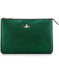 Vivienne Westwood - Florence Pouch 52020008 Green - Lyst