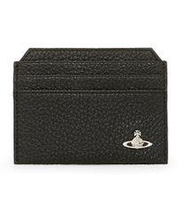 Vivienne Westwood | Milano Card Holder 51110022 Black | Lyst