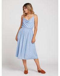 Volcom - Mystic Mama Dress - Lyst