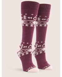 Volcom - Tundra Tech Sock - Lyst