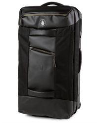 Volcom - Globetrotter Bag - Black Combo - O/s - Lyst