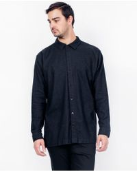 Norse Projects - Nohr Tonal Shirt / Black - Lyst