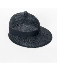 Henrik Vibskov - Shade Hat / Black - Lyst