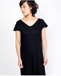 Shaina Mote   Shainamote Katami Jumpsuit / Ink   Lyst