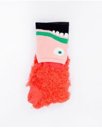 Henrik Vibskov - Monster Socks / Monster - Lyst