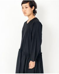 Cosmic Wonder - Day Dress / Black - Lyst