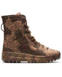 Yeezy - Camo Military Boot - Lyst