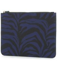 Warehouse - Jungle Stripe Tablet Case - Lyst