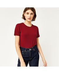 Warehouse - Boy Cut Jeans - Lyst