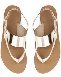979fd38495d5 Birkenstock Women S Arizona Slim Fit Double Strap Patent Contrast ...