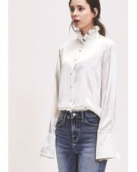 Blanc & Eclare - Laurie Blouse - Lyst