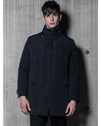 W Concept - Padding Coat Ny - Lyst