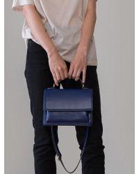 DEMERIEL - Multi-classic Bag Pacific-blue Medium - Lyst
