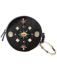 W Concept - Jewel Tambourine Bag - Lyst