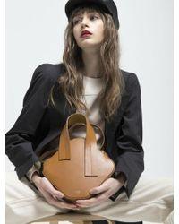 Atelier Park - Monic Bag_camel - Lyst