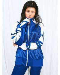 Honey Jarret - [unisex] Track Suit Jersey Blue - Lyst
