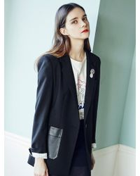 Clue de Clare - Tailored Jacket - Lyst