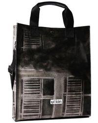 ULKIN - [unisex] Upcycling Cross Tote Bag Piet - Lyst