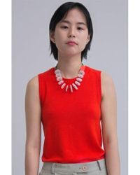 W Concept - Tipsy Necklace - Lyst
